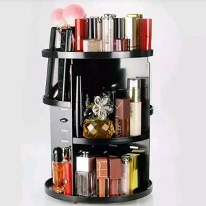 Rotating Cosmetics Storage Organizer Holder